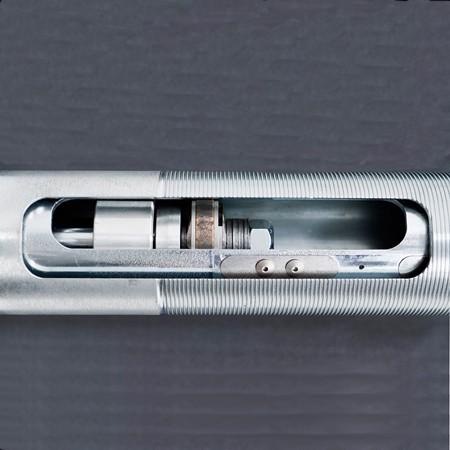 בולם פוקס 2.5 סדרת Factory עם מעקף פנימי, מיכל חיצוני וכיוון DSC