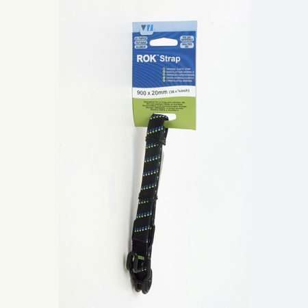 רצועות אלסטיות באורך קבוע לעיגון מטענים עומס 75 ק״ג ROK straps