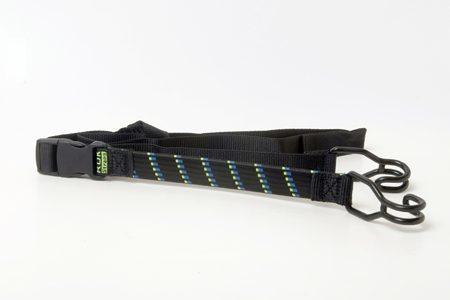 רצועות מתכווננות לעיגון מטענים עומס 90 ק״ג ROK straps