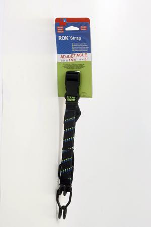 רצועות אלסטיות באורך קבוע לעיגון מטענים עומס 90 ק״ג ROK straps